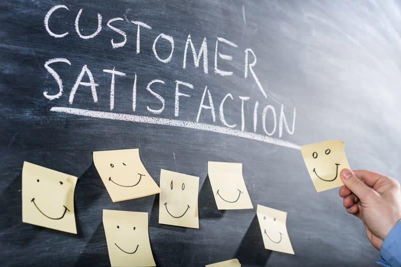 small business SEO customer satisfaction