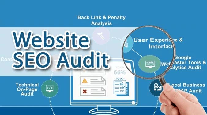 Real estate SEO audit