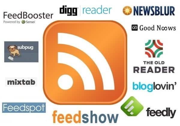 RSS feed SEO benefits RSS Readers