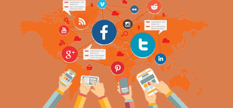 Real estate SEO Social media marketing