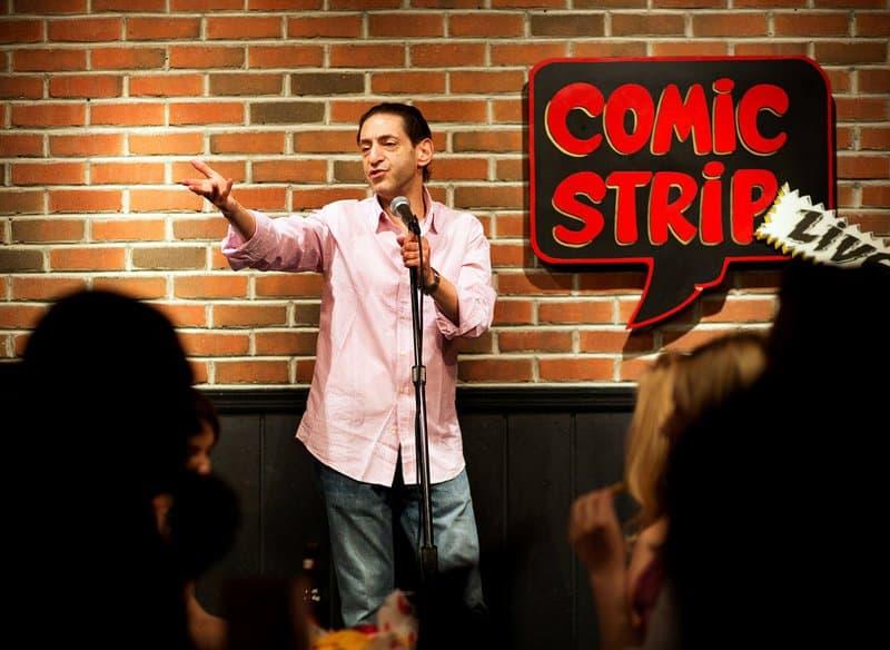 Success, restaurant, bar, comedy