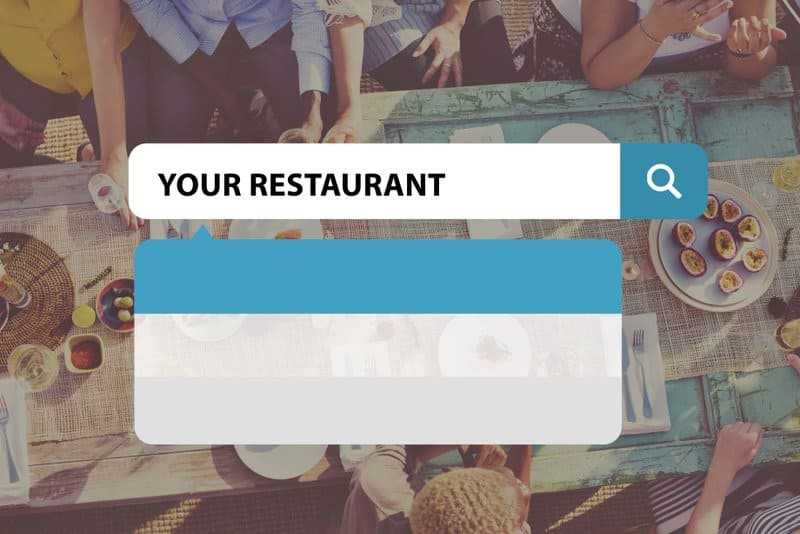 rank first in google for your restaurants