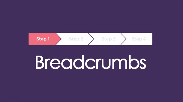 Are breadcrumbs good for SEO Types