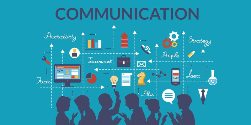 Real estate SEO communication
