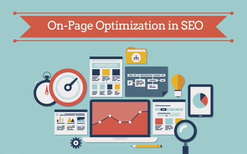small business SEO on-page
