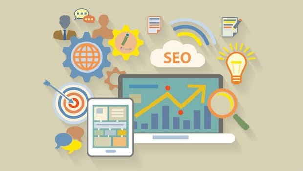 How does changing page title affect SEO scores