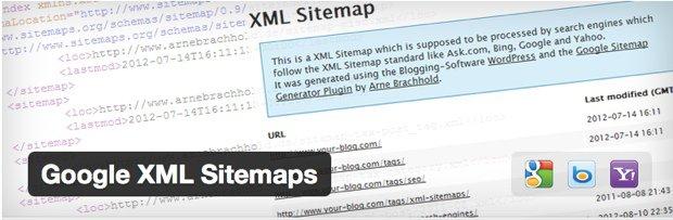 Wordpress SEO and a sitemap plugin