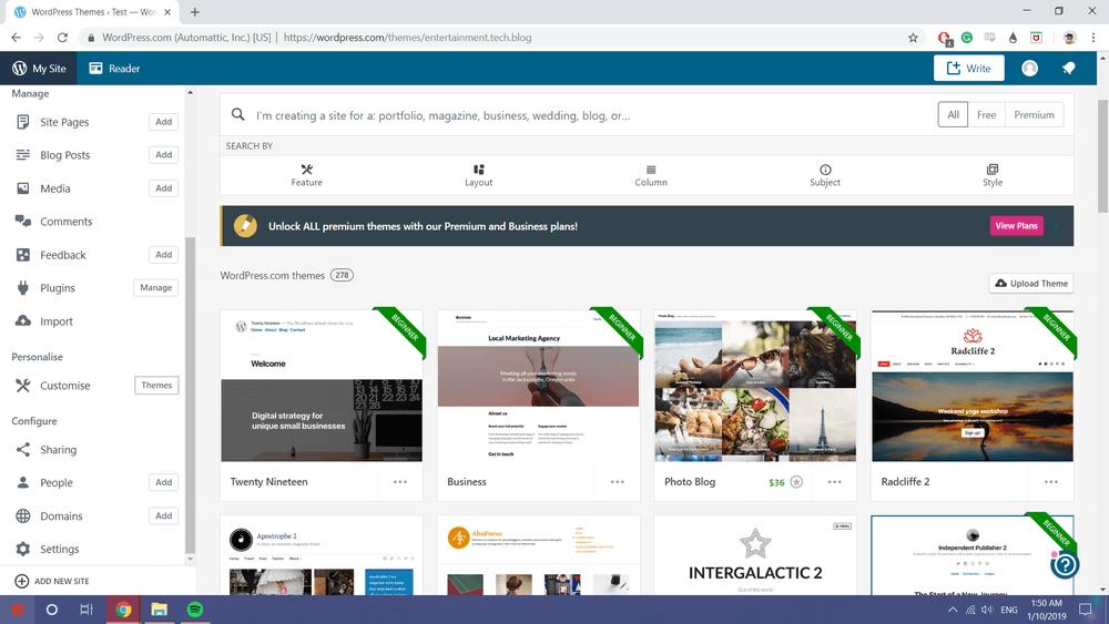 Wordpress SEO Themes