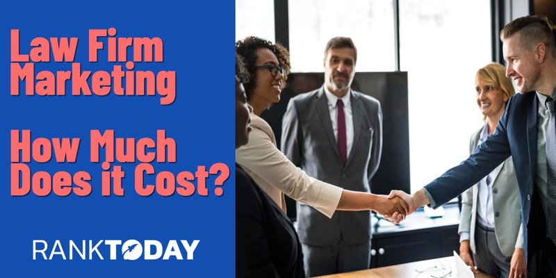 law firm marketing cost